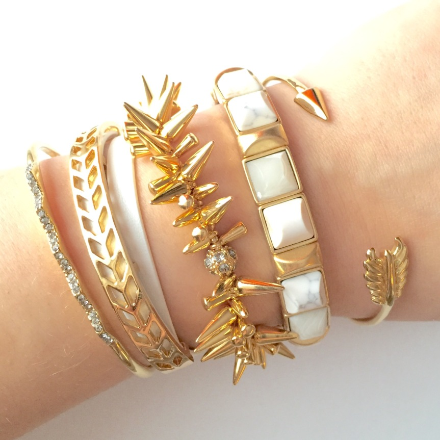 Armparty Demystified: Formula for the Perfect Bracelet Stack