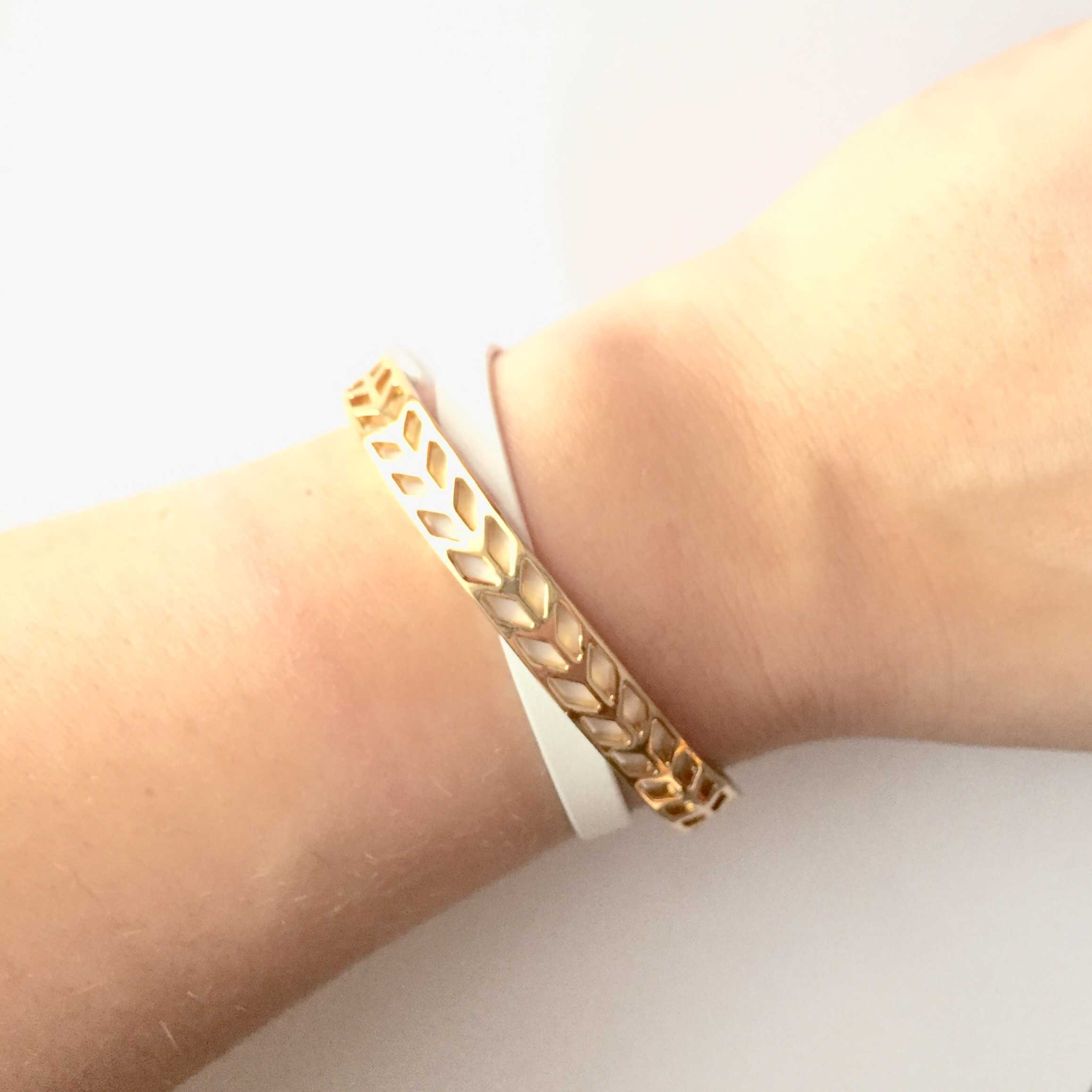 stella dot ally wrap bracelet armparty anchor