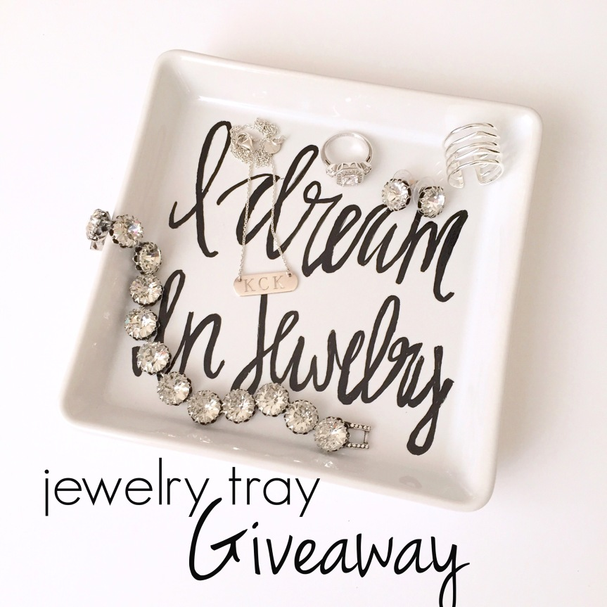 Jewelry Storage and Display (and a giveaway!)