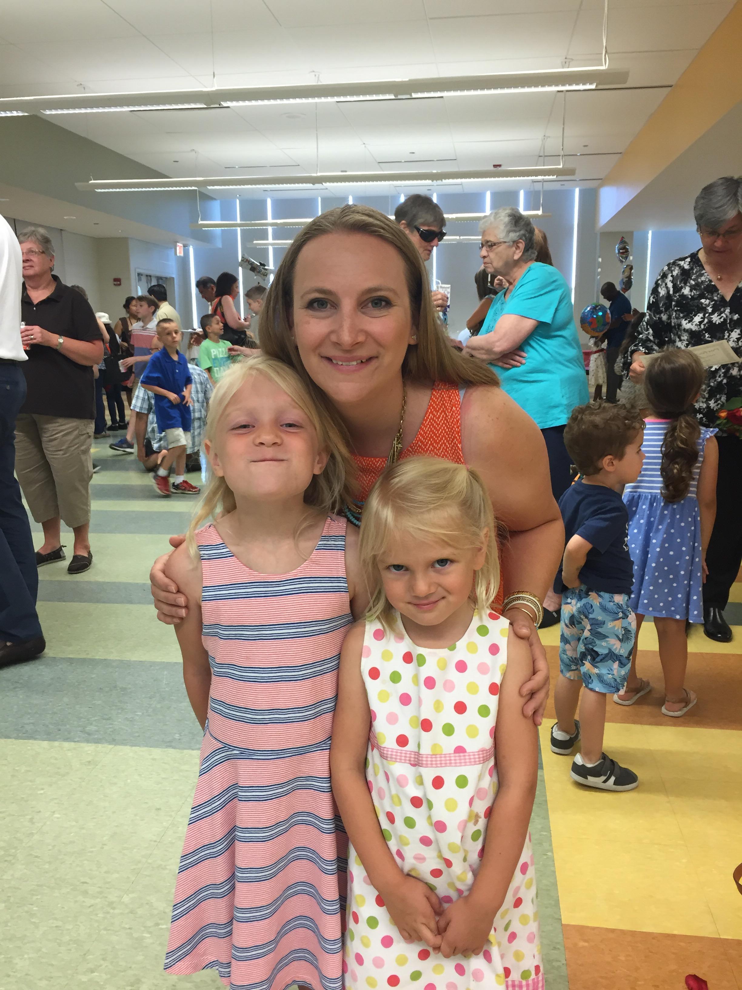 mommy blog, mom guilt, family, kids, chicago blogger, kindergarten